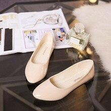 Женская обувь на плоской подошве; женские лоферы ярких цветов; Весенняя повседневная обувь на плоской подошве; женская обувь; zapatos mujer; большие размеры 35-43;# N