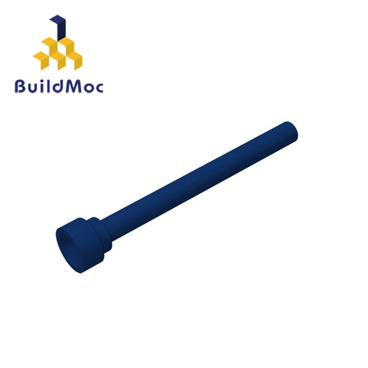 BuildMOC 3957 Antenna 1 X 4 For Building Blocks Parts DIY LOGO Educational Tech Parts Toys