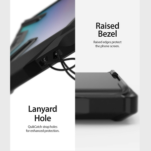 Image 3 - Чехол Ringke Fusion X для Galaxy Note 10 Plus, прозрачный жесткий чехол из ПК с амортизацией, мягкий чехол из ТПУ для Galaxy Note 10 +, чехол для телефона с рисунком в виде 5G