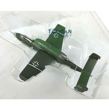 Easy Model 36345 1/72 He.162 Omura Air Base Battleplane Aircraft Warcraft Model TH07415-SMT2 image