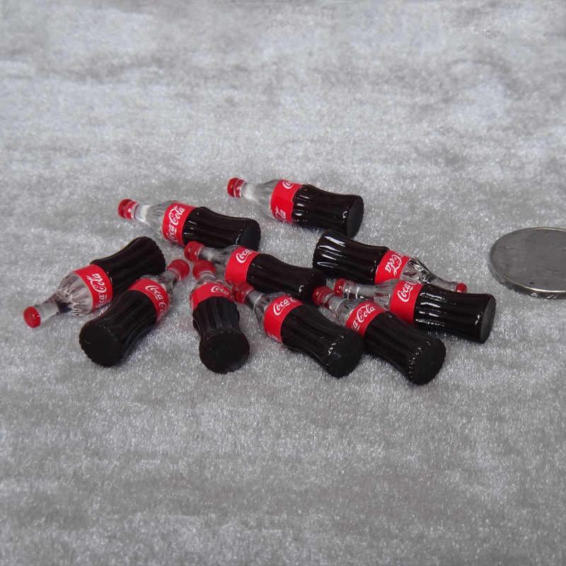 ドールハウスドールハウスミニシーン BJD 人形アクセサリー 12 点飲料モデル小道具コーラキャンディーおもちゃ