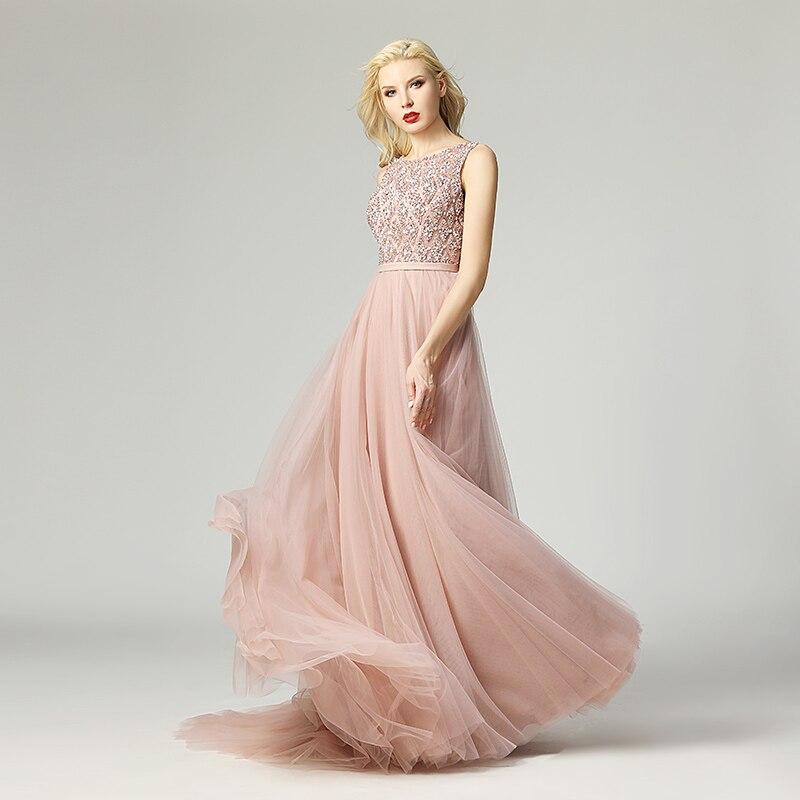 Vestidos longos da celebridade de luxo, vestidos