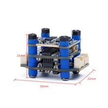 IFlight SucceX V1 Mini Volo Torre 2 6S con SucceX F4 V2.1 SucceX 15A V2 4 in 1 ESC/Succex PIT/25/100/200 V1 VTX
