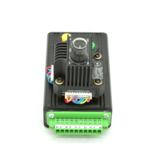 Stepper Motor Quick Start Controlling Kit 24V DC Speed, Direction and Off-power