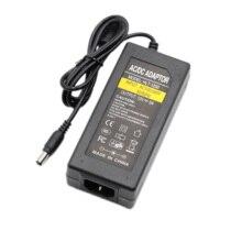 12V 5A 12V5A светодиодный светильник адаптер питания 100-240V светодиодный блок питания привод для 5050 3528 Светодиодный светильник полоса не с линией
