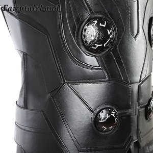 Image 5 - Disfraz de Thor Odinson, disfraz de superhéroe de Marvel, disfraz de vengadores Infinity War para hombres adultos, botas de traje entero de Thor hechas a medida