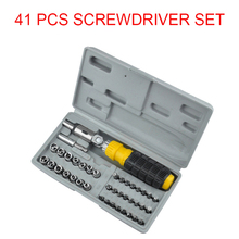 41in 1 Screwdriver Set Torx Multifunctional Computer PC Mobile Phone Digital Electronic Device Repair Hand Home Tools