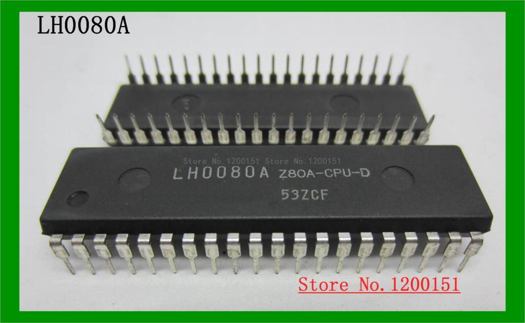 LH0080A Z80A-CPU DIP40