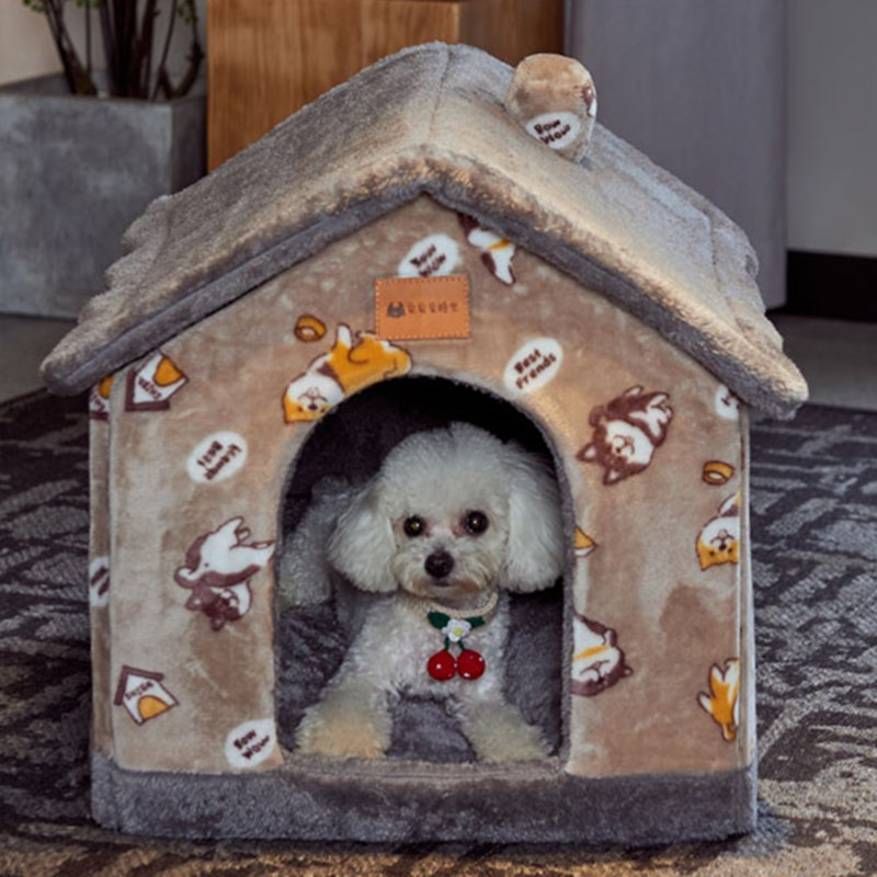 Beds Dogs New Arrivals Winter Warm Small Dog House All Seasons Universal  My Pet World Store