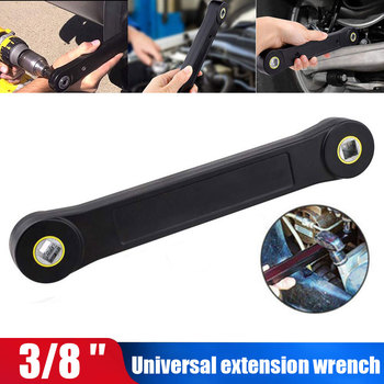 Dibiao Extension Wrench,3//8inch Extension Wrench Screw Nut Wrench for Household Auto Repairing
