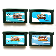 32 Bit High Quality for Harvest Moon More Friends of Mineral Town English Edition Video Game