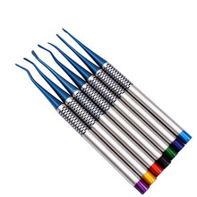 Extracting-Tools-Set Dental-Extraction Implant-Instrument Root Tooth Titanium-Alloy 7pcs/Set