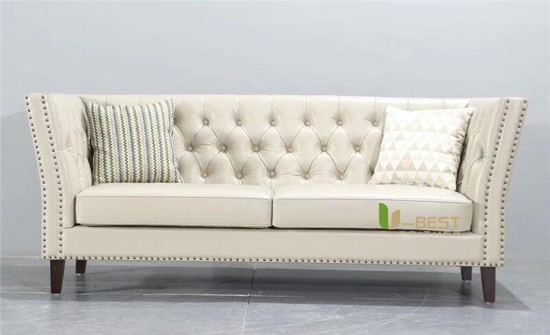 U-BEST high quality model room sofa (1)
