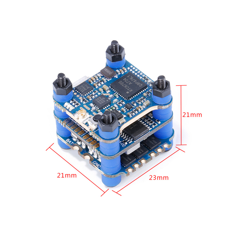 iFlight SucceX V2 Mini Flight Tower 2 6S with SucceX F4 V2.1 FC/SucceX 12A V2 4 in 1 ESC/Succex PIT/25/100/200/400/500mW V2 VTX-in Parts & Accessories from Toys & Hobbies