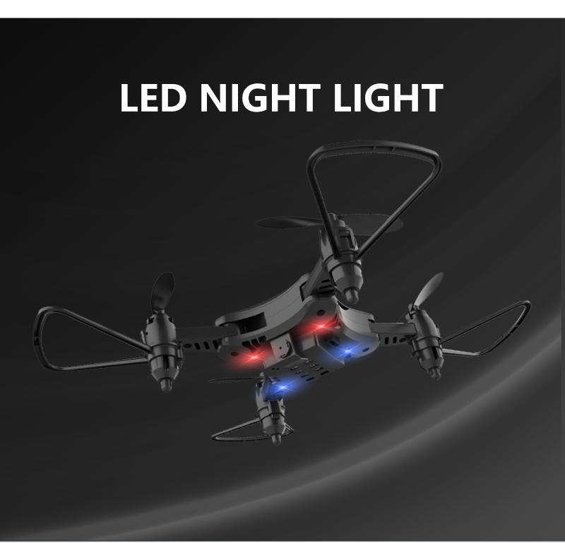 XKJ KY902 Mini Drone Quadcopter con cámara 4K HD 17
