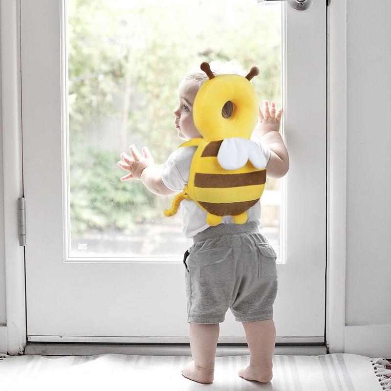 Baby Anti-fall Head Protection Pad Baby Headrest Child Toddler Headgear