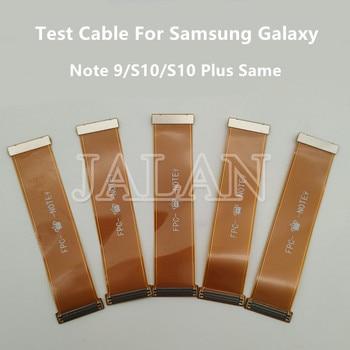 2 Pcs Lcd Extented Test Kabel Voor S10 S10 Plus S10e Note 9 Digitizer Screen Functie Testen G970 G973 g975 Flex Kabel