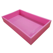 Size 55*32.5*8.8 cm Big Silicone Molds Slab Mold for Natural CP Soap Making