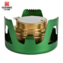 Korean-Style Japanese-Style Hot Selling Outdoor Camping Alcohol Stove Coffee Stove Gas Appliance Furnace Copper Portable Alcohol(China)