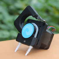 Rust proof Anti corrosion Peristaltic Dosing Pump 42 Stepper Motor Tubing Hose Diaphragm Pump for Analytical Water