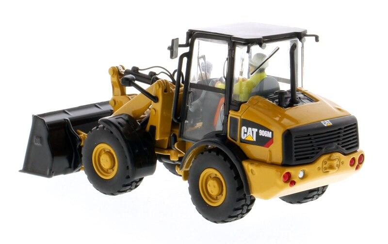 DM85557 1:50 Cat 906 М компактный колесный погрузчик игрушки