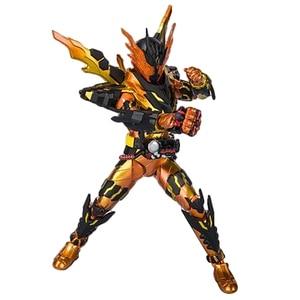 Image 4 - Version Magma masqué cavalier construire Kamen cavalier Cross Z Anime Prototype Joint mouvement Action figurine modèle Collection jouets enfant cadeau
