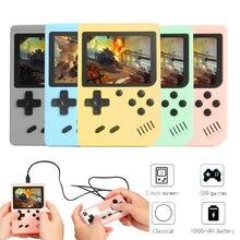 Портативная консоль для видеоигр в стиле ретро 800 1 портативная
