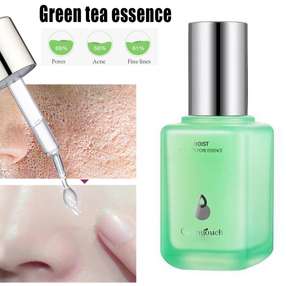 Greenlouch Pore Corset Serum Pore Tightening Essence Deep Cleansing Skin Care Product WH998 1