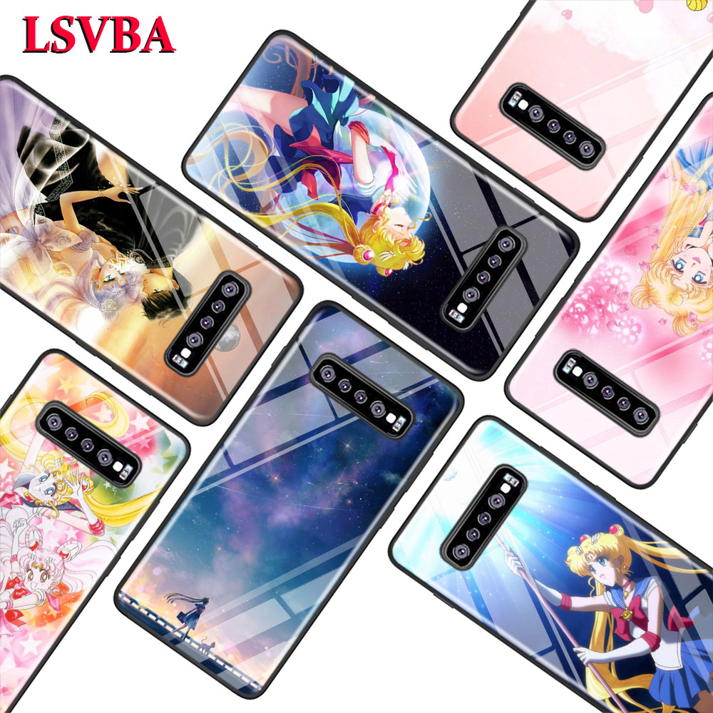 Sailor Moon Anime for Samsung Galaxy Note 10 9 8 Pro S10e S10 5G S9 S8