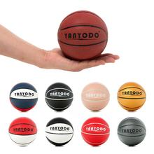 """Game Basketball Mini Size 5.5"""" Training Baby Basketball Soft Sports Toy Ball for IndoorKids Multiple Colour Basketball"""