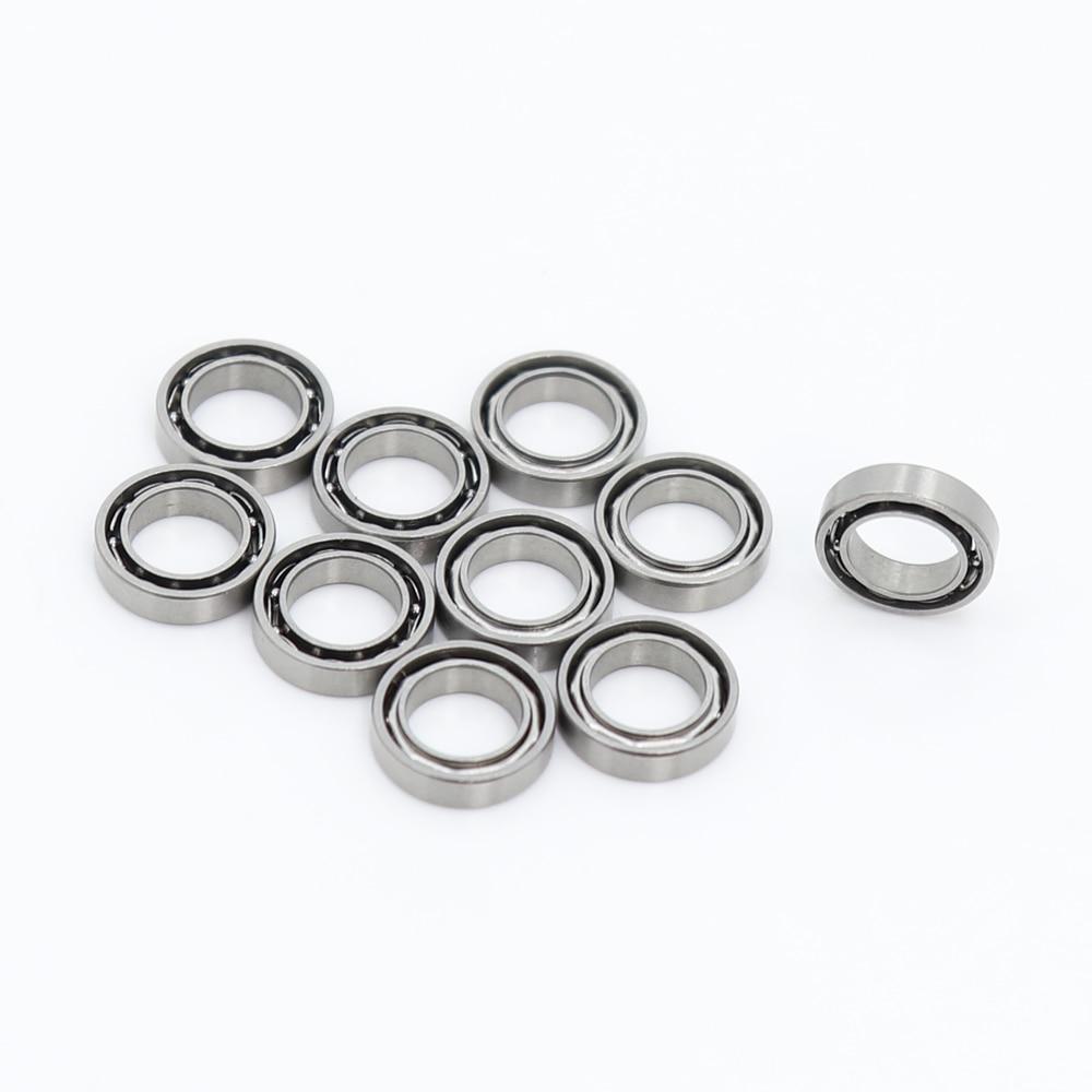 QTY4 Hybrid Ceramic Ball Bearing Bearings ABEC-7 MR95-2RS 5x9x3 mm SMR95-2RS