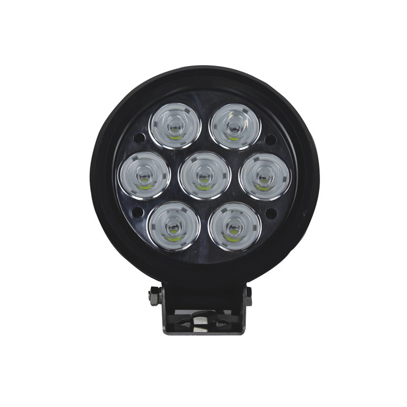 70 Wled Lighting Headlamps Work 6 Inch Cross-country Truck Working Lamp Agricultural Machinery Lighting Spot