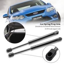 цена 2pcs Car Rear Boot Tailgate Lift Gas Spring Struts Spring Lift Support For Ford BA BF Falcon Fairmont 2002-2008 Car accessories онлайн в 2017 году