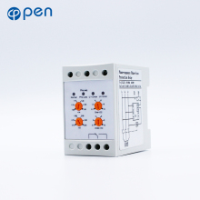 3 Phases 220 v ~ 660 v 50 hz / 60 hz Loss of Phase Failure Relay Sequence of Electronic Protection 4.9 failure of contracts