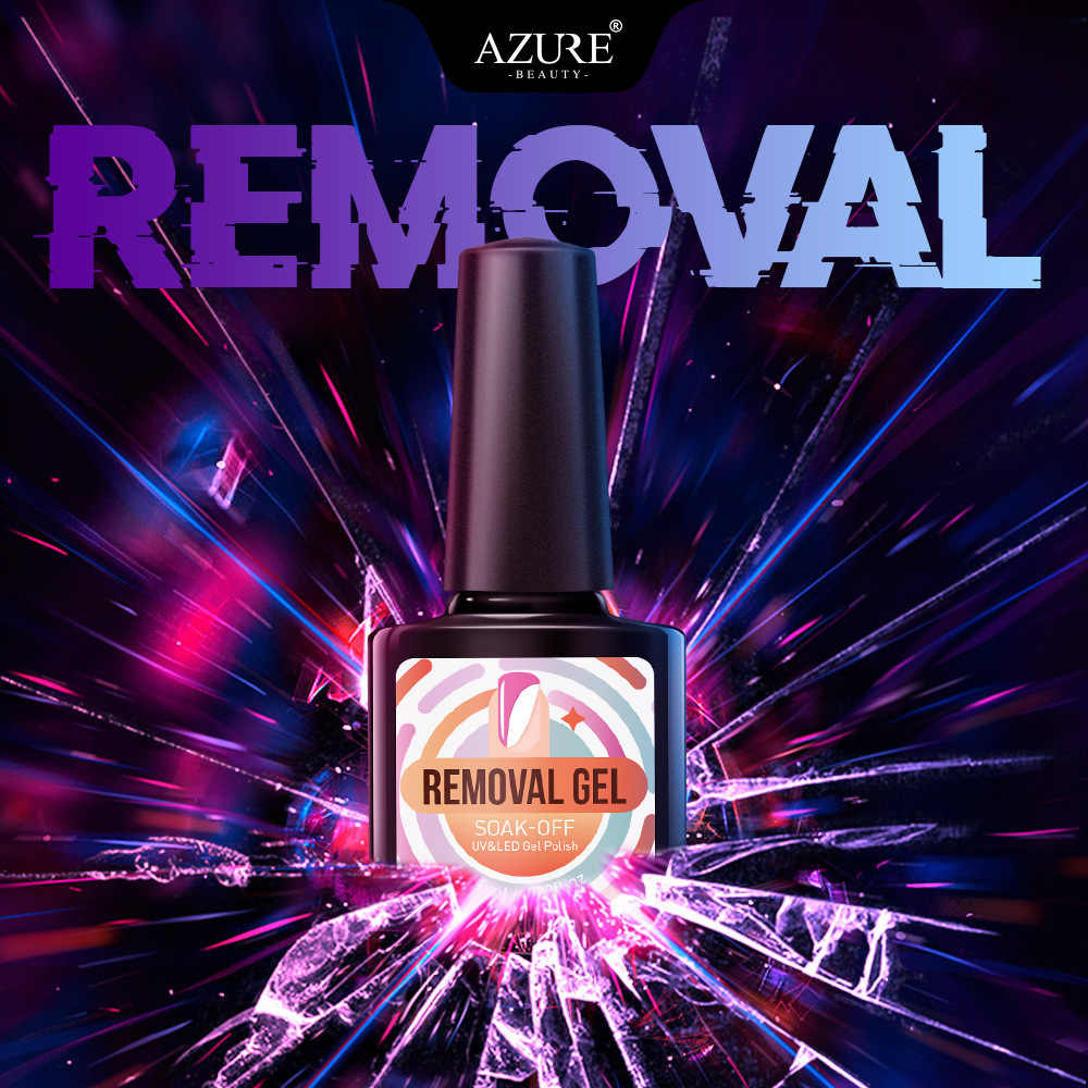 10ml Magic Nail Burst Remover Gel Nagellak Remover Gezonde UV Nagellak Lossen Cleaner 2-3min snelle Losweken TSLM1
