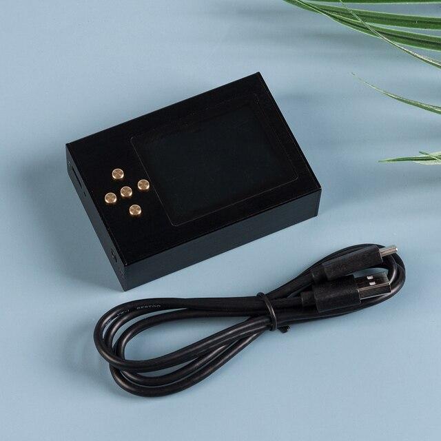 Nuovo Zishan DSDs Dual AK4497 Professionale del Giocatore di Musica di MP3 DAP HIFI Portatile Ferramenteria E Attrezzi di Decodifica 2.5 millimetri 2 * AK4497EQ Equilibrata 4497