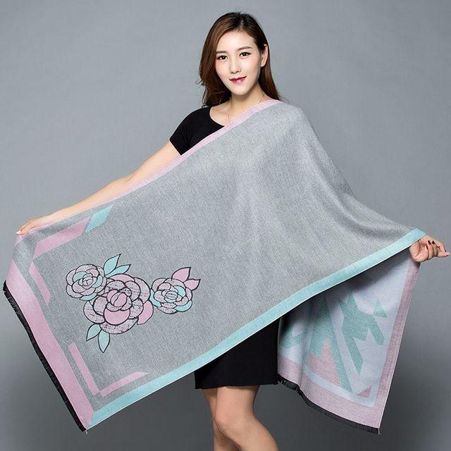 2019-New-Shawl-Women-s-Thickening-Warm-Pashmina-Cashmere-Scarf-Autumn-winter-Oversize-Soft-scarf-Shawl (14)