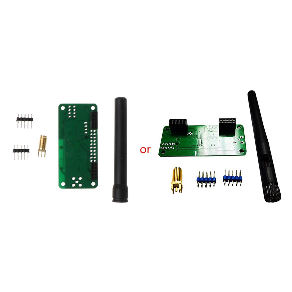 1Set UHF VHF UV MMDVM Hotspot Board 32Bit ARM Processor for Raspberry Pi Zero 3B(China)