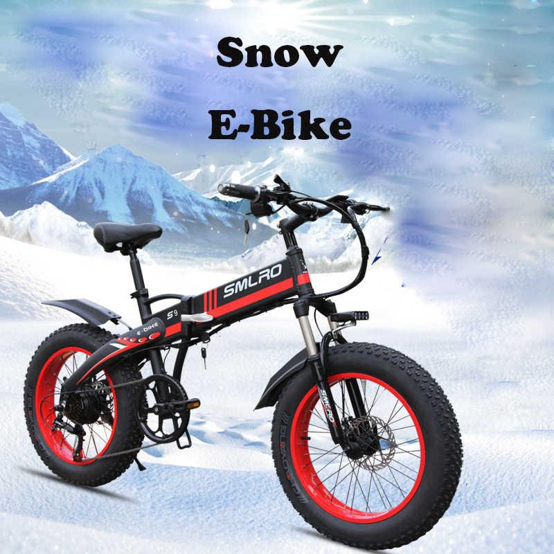 """Calidad eléctrica S9F venta al por mayor de aleación de aluminio alta grasa bicicleta 20 """"350 w 48v neumáticos para adultos"""