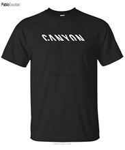 Canyon Bikes Logo MTB Bicycles Factory T Shirt Bikers New Harajuku streetwear shirt men Crew Tee S 3XL