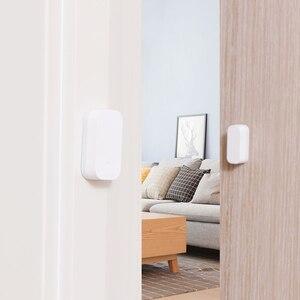 Image 4 - Aqara Door Window Sensor Door Magnet ZigBee Wireless Connection Work with HomeKit MIJIA APP for Home Security From Xiaomi Youpin