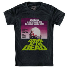 Dawn of The Dead T-Shirt George A. Romero 1978 Horror - Zombie New Fashion Brand Men Cartoon Hip Hop Shirt Homme Suit цена