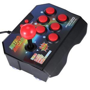Image 5 - Retro Arcade Game Joystick Game Controller AV Plug Gamepad Console with 145 Games for TV Classic Edition Mini TV Game Console