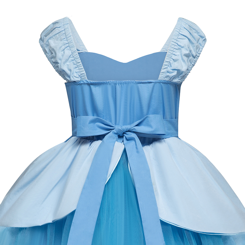 Ha3f557088e4e49b8ac32a00d109167817 Infant Baby Girls Rapunzel Sofia Princess Costume Halloween Cosplay Clothes Toddler Party Role-play Kids Fancy Dresses For Girls