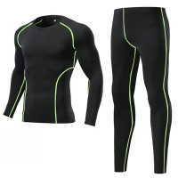 Green edge - Fitness running sportswear
