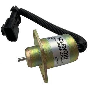 Válvula Solenoide de parada de combustible V1505 R90 1503ES-12A5UC9S SA-4561-T para portador, THERMO KING