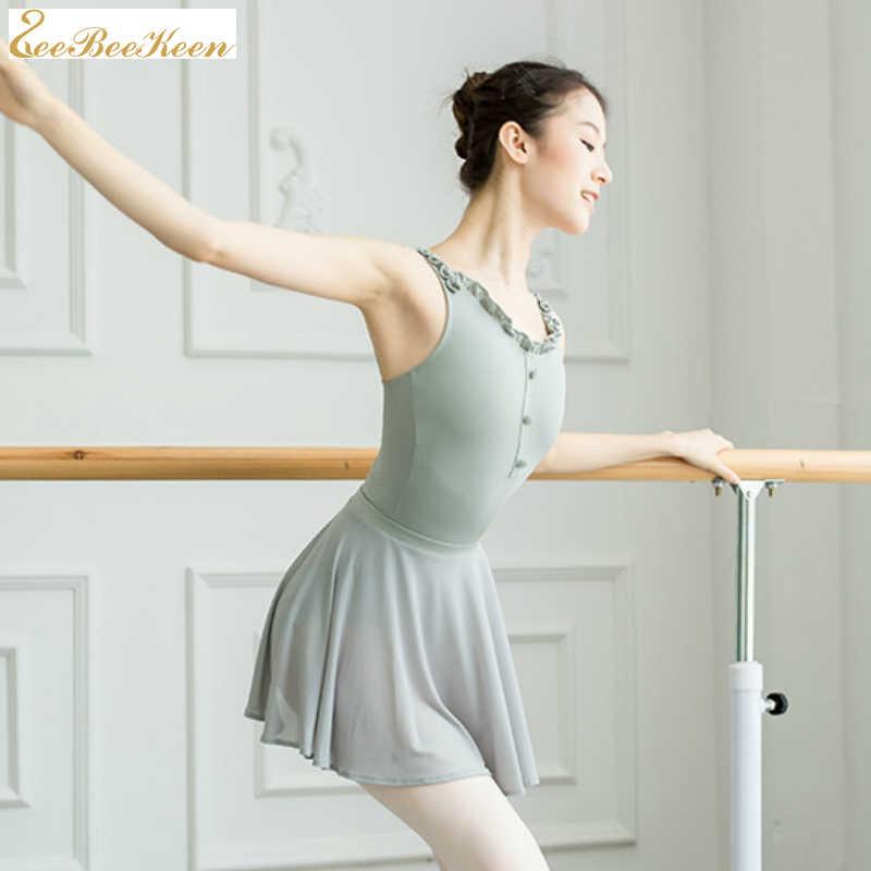 US Girls Ballet Leotard Dance Dress Gymnastics Stretchy Dancewear Yoga Costume