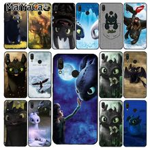 MaiYaCa toothless How To Train Your Dragon   Phone Case for Xiaomi Redmi8 4X 6A S2 Note8T 5Plus Note5 7 Note8Pro