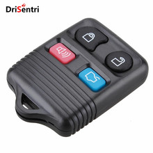 Black 4 Buttons Keyless Entry Replacement Key Remote Fob Shell Case for Ford  New Listing
