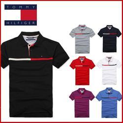 Mann Polo-Shirt Marke Mens Casual Deer Stickerei Polo shirt Männer Kurzarm Hohe Menge Polo Männer 2563